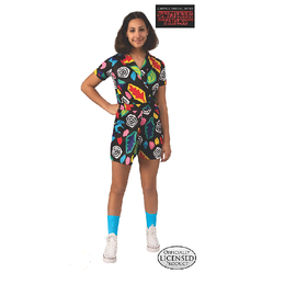 Girls Stranger Things Season 3- Eleven's Mall Dress (#406)