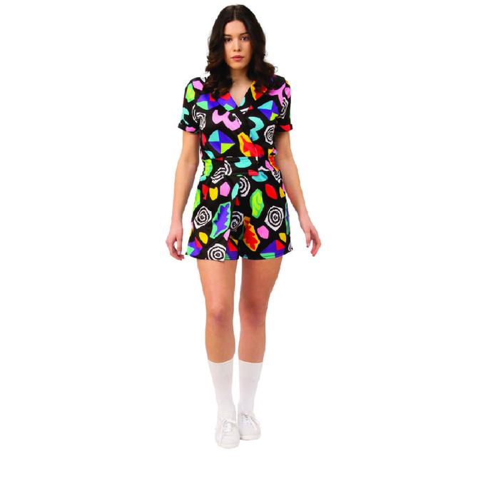 Adult Stranger Things Season 3- Eleven's Mall Dress