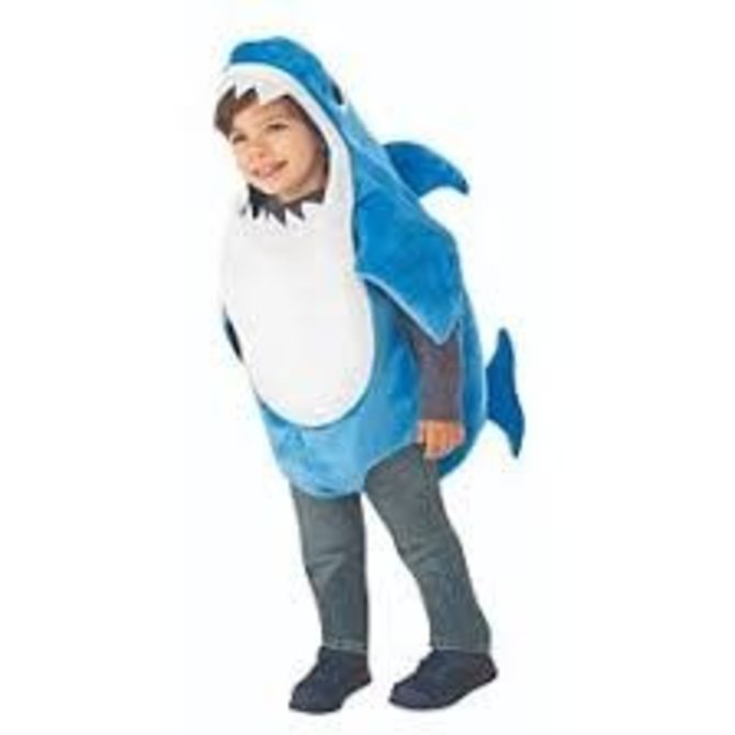 Childs Daddy Shark With Sound Chip