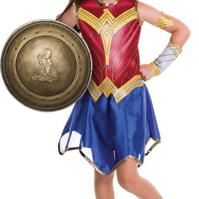 Wonder Woman Shield-12""