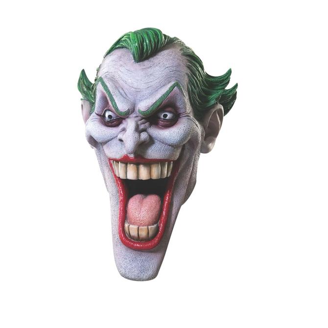 Deluxe Adult Joker Latex Mask