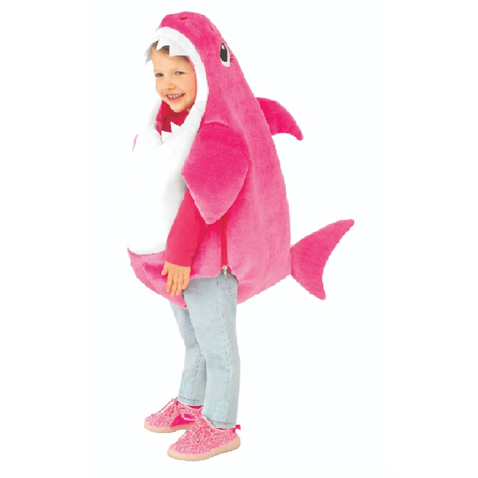 Childs Mommy Shark With Sound Chip