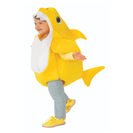Childs Baby Shark With Sound Chip