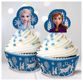 ©Disney Frozen 2 Cupcake Kit, 24ct