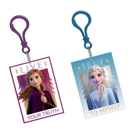 ©Disney Frozen 2 Keychain, 8ct