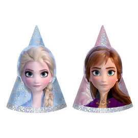 ©Disney Frozen 2 Paper Party Hats, 8ct