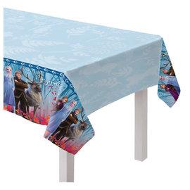 "©Disney Frozen 2 Plastic Table Cover, 54"" x 96"""