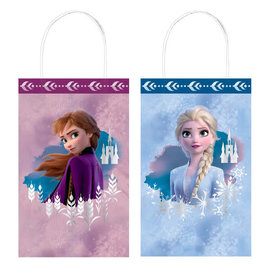 ©Disney Frozen 2 Printed Paper Kraft Bag, 8ct