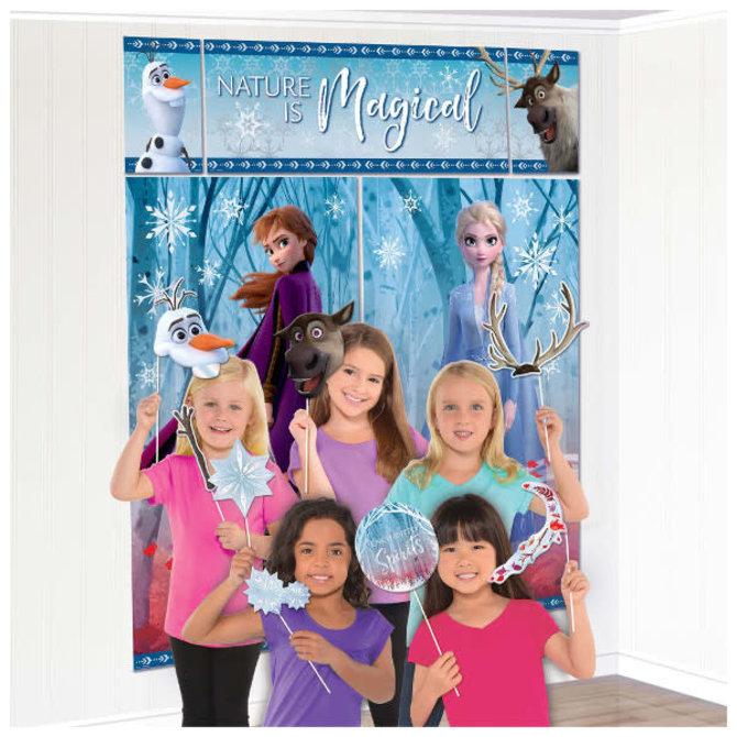 ©Disney Frozen 2 Scene Setters® With Props
