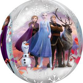 "Frozen 2 Orbz Balloon, 16"""