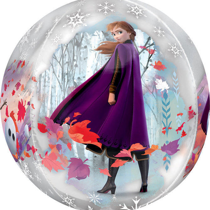 "Frozen 2 Orbz Balloon, 16"" (#1)"