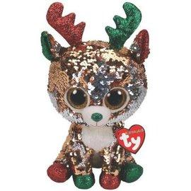 Christmas Small Flippable- Tegan