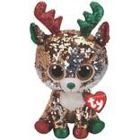 Christmas Medium Flippable- Tegan