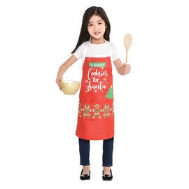 Cookies For Santa Apron - Child