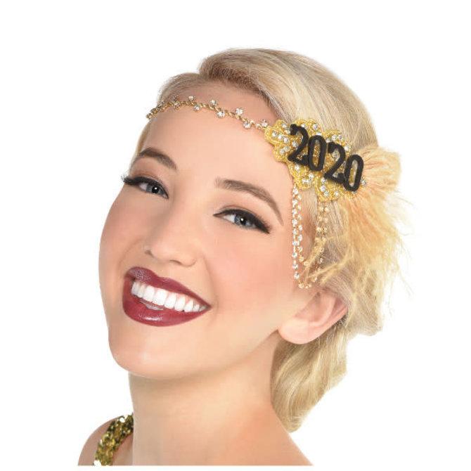 Stunning 2020 Feather Headband