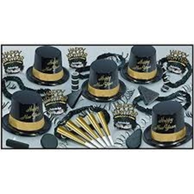 Gold Legacy NYE Party Assortment for 10