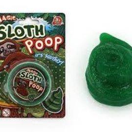 Magic Sloth Poop