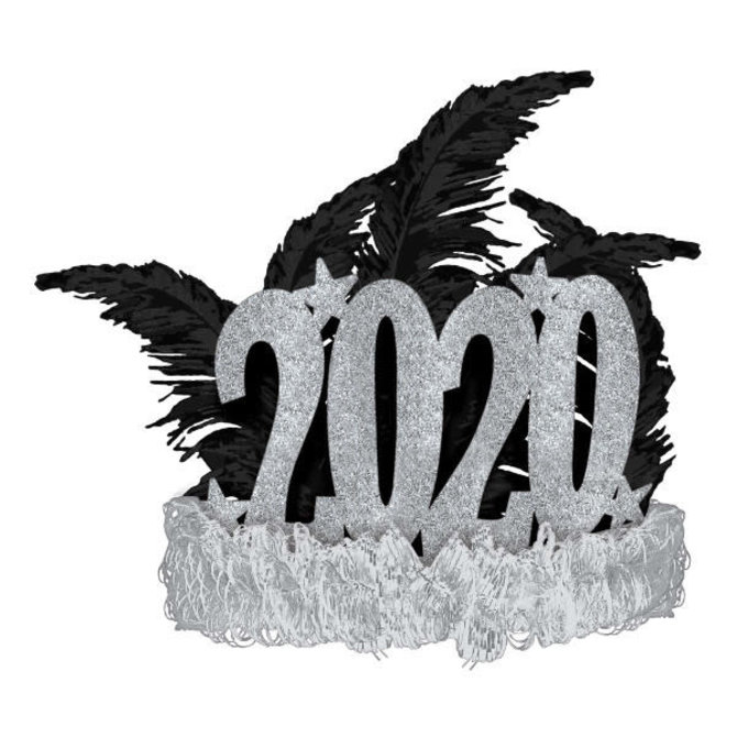 2020 Feather Tiara