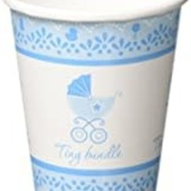 Celebrate Baby Boy 9 oz Cups, 18ct