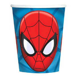 Spider-Man 9 oz Paper Cups, 8ct