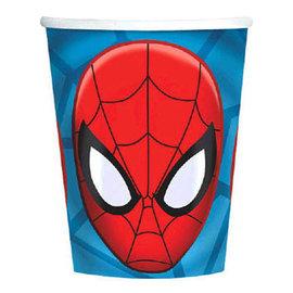 Spider-Man 9 oz Paper Cups, 8ct