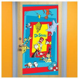 Dr. Seuss Plastic Door Decoration
