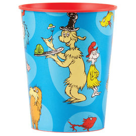 Dr. Seuss Favor Cup, 16oz