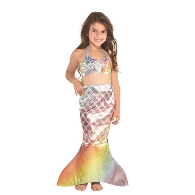 Rainbow Kit Mermaid - Girls