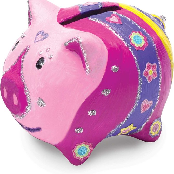 Created by Me! Piggy Bank