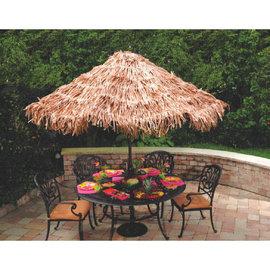 Summer Natural Umbrella Cover