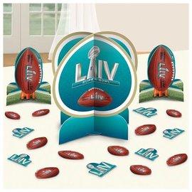 Super Bowl LIV Table Decorating Kit