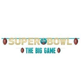 Super Bowl LIV Letter Banner 10'