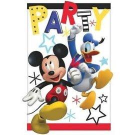 ©Disney Mickey on the Go Postcard Invitations, 8ct