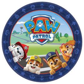 "Paw Patrol™ Adventures Round Plates, 9"" -8ct"