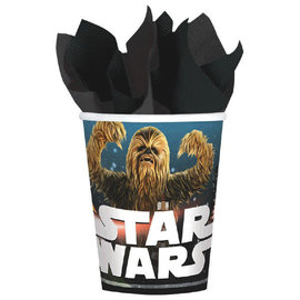 Star Wars™ Classic Cups, 9 oz. -8ct