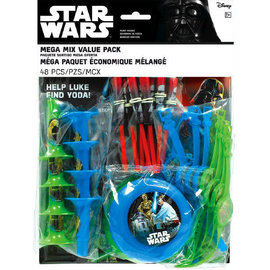 Star Wars™ Classic Mega Mix Value Pack Favors- 48ct