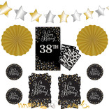 Add-Any-Age Room Decorating Kit-36pc