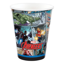 Marvel Avengers Powers Unite™ 9oz cups -8ct