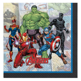 Marvel Avengers Powers Unite™ Luncheon Napkins -16ct