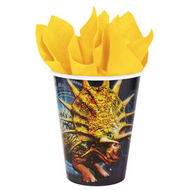 Jurassic World™ Cups, 9 oz. -8ct