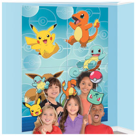 Pokemon™ Scene Setter® with Props -16ct