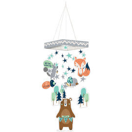 Bear-ly Wait Hanging Decoration