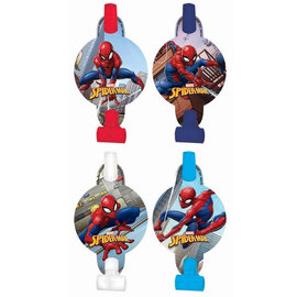 Spider-Man™ Webbed Wonder Blowouts -8CT