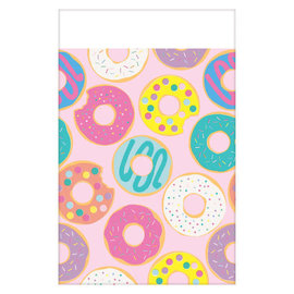 Donut Party Paper Table Cover