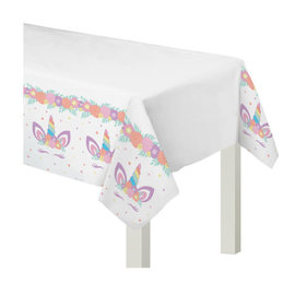 Unicorn Party Paper Tablecover