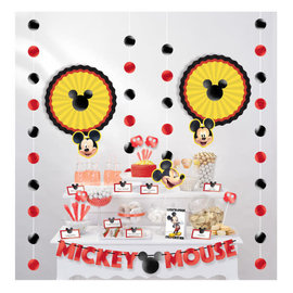 Mickey Mouse Forever Buffet Table Decorating Kit -23ct