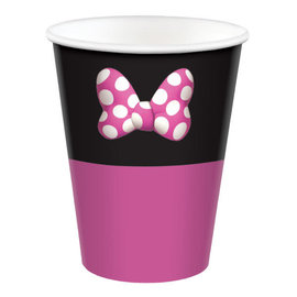 Minnie Mouse Forever 9 Oz. Cups -8ct