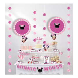 Minnie Mouse Forever Buffet Table Decorating Kit -23ct