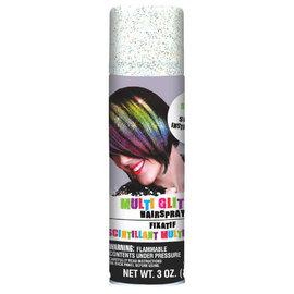 Multicolor Glitter Hairspray