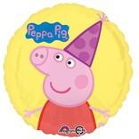 "Peppa Pig Birthday Balloon, 18"""